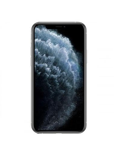 Apple iPhone 11 PRO  512GB Cep Telefonu Silver MWCE2TU/A Gümüş